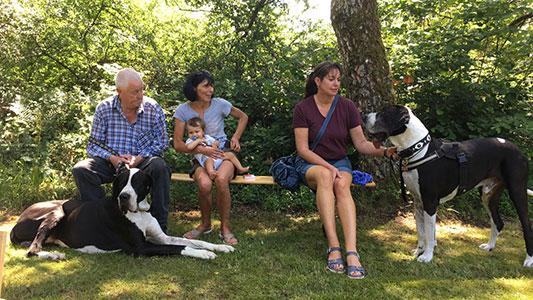 Tag des Hundes bei den Hundefreunden in Rodalben