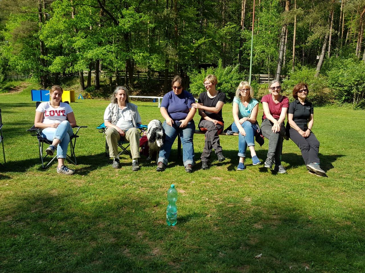 Seminar mit Svea Balke 2018 – Motivierende Unterordnung