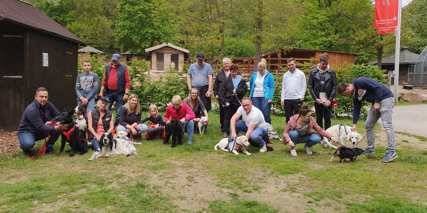 Zoobesuch der Welpengruppe – Mai 2019