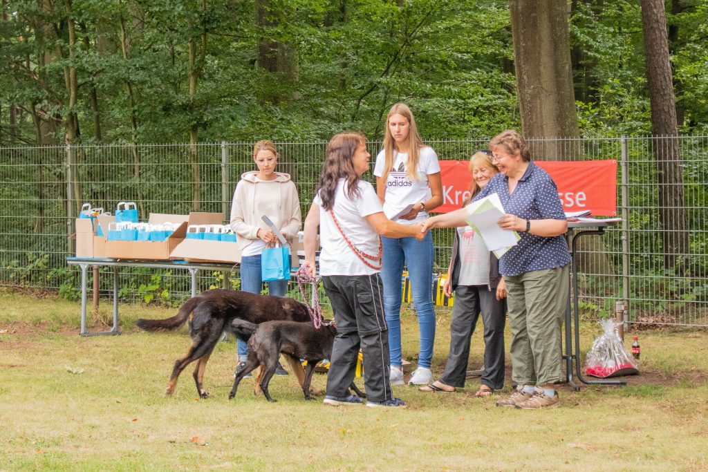 4. Rally-Obedience Turnier – August 2019