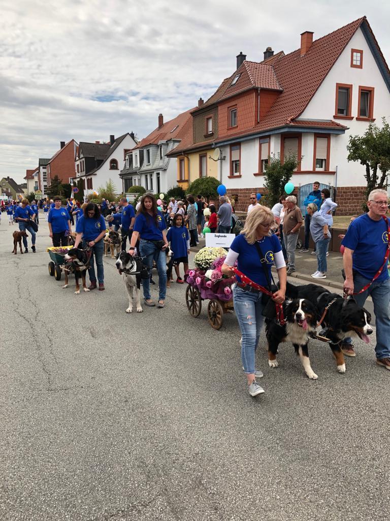 Kerweumzug Otterbach – September 2019