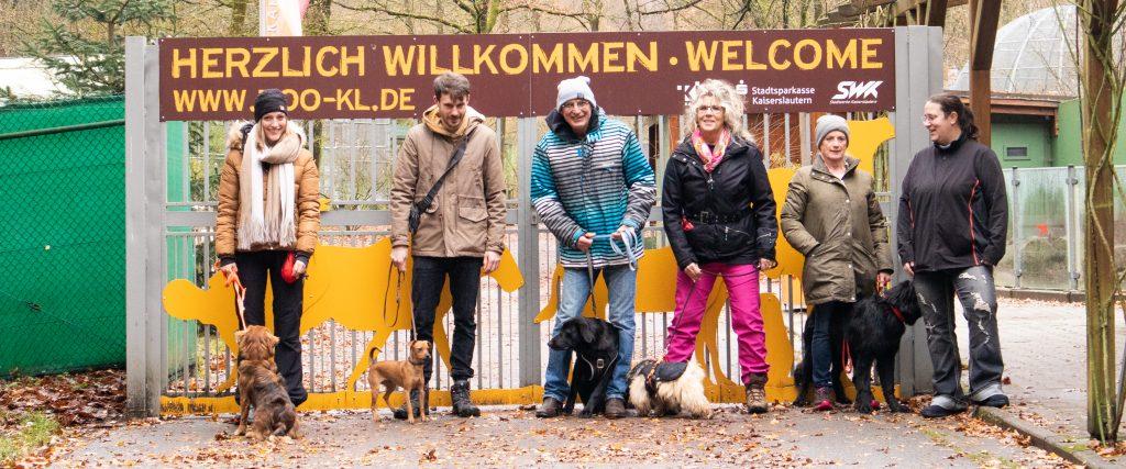 Zoobesuch der Welpengruppe – Dezember 2019